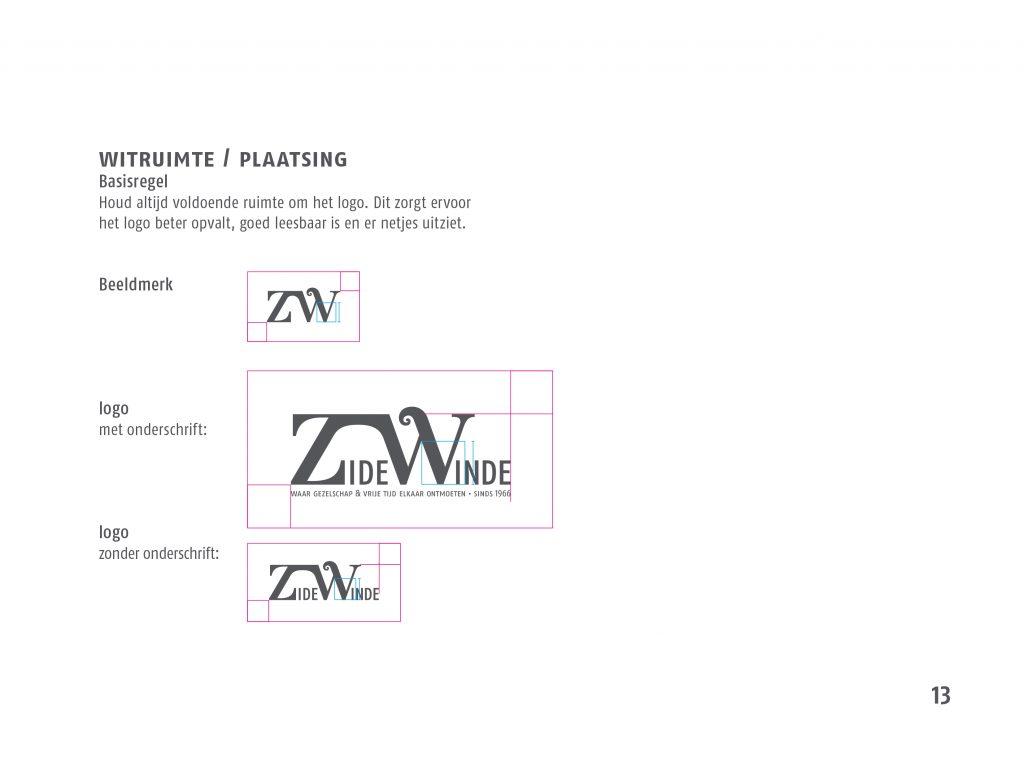 logo - hoe te gebruiken
