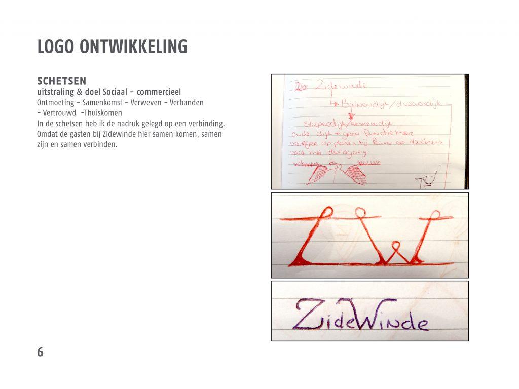 ontwerpschets