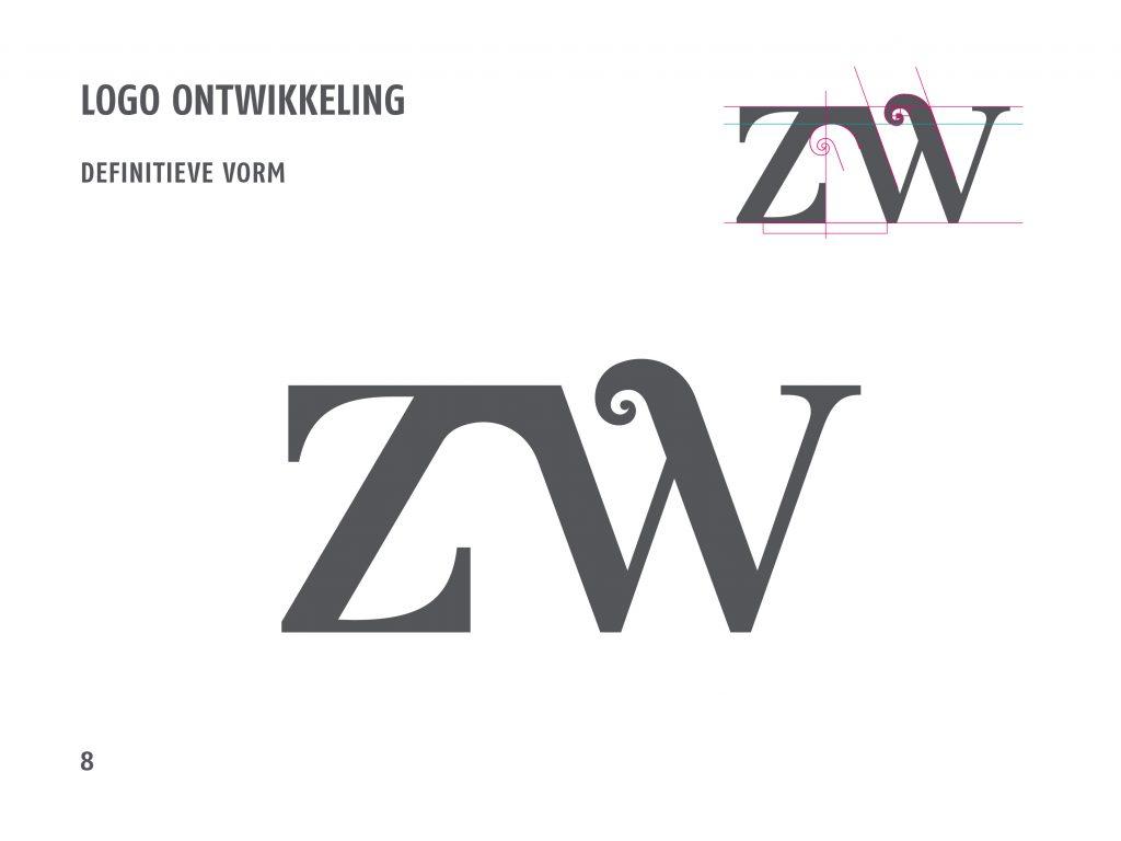 logo ontwikkeling - icon