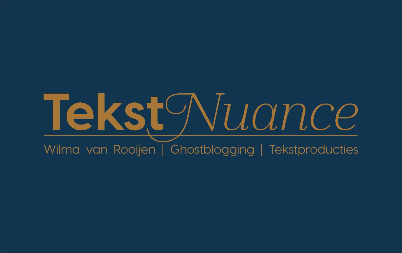 logontwerp-tekstnuance