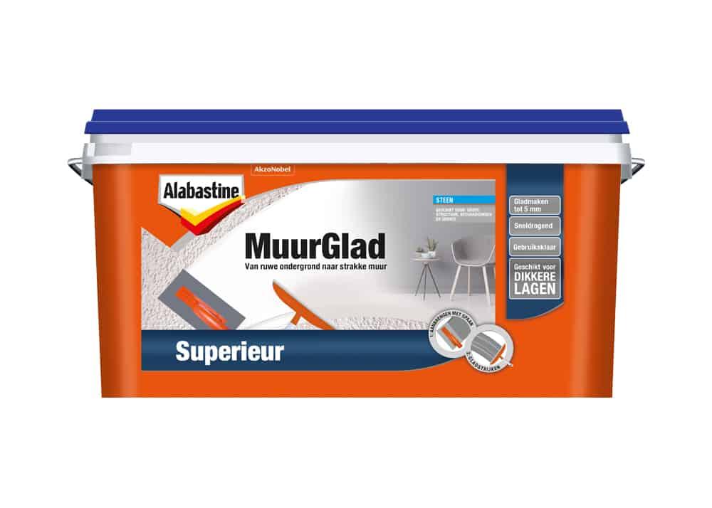 MuurGlad Superieur Verpakkingsontwerp